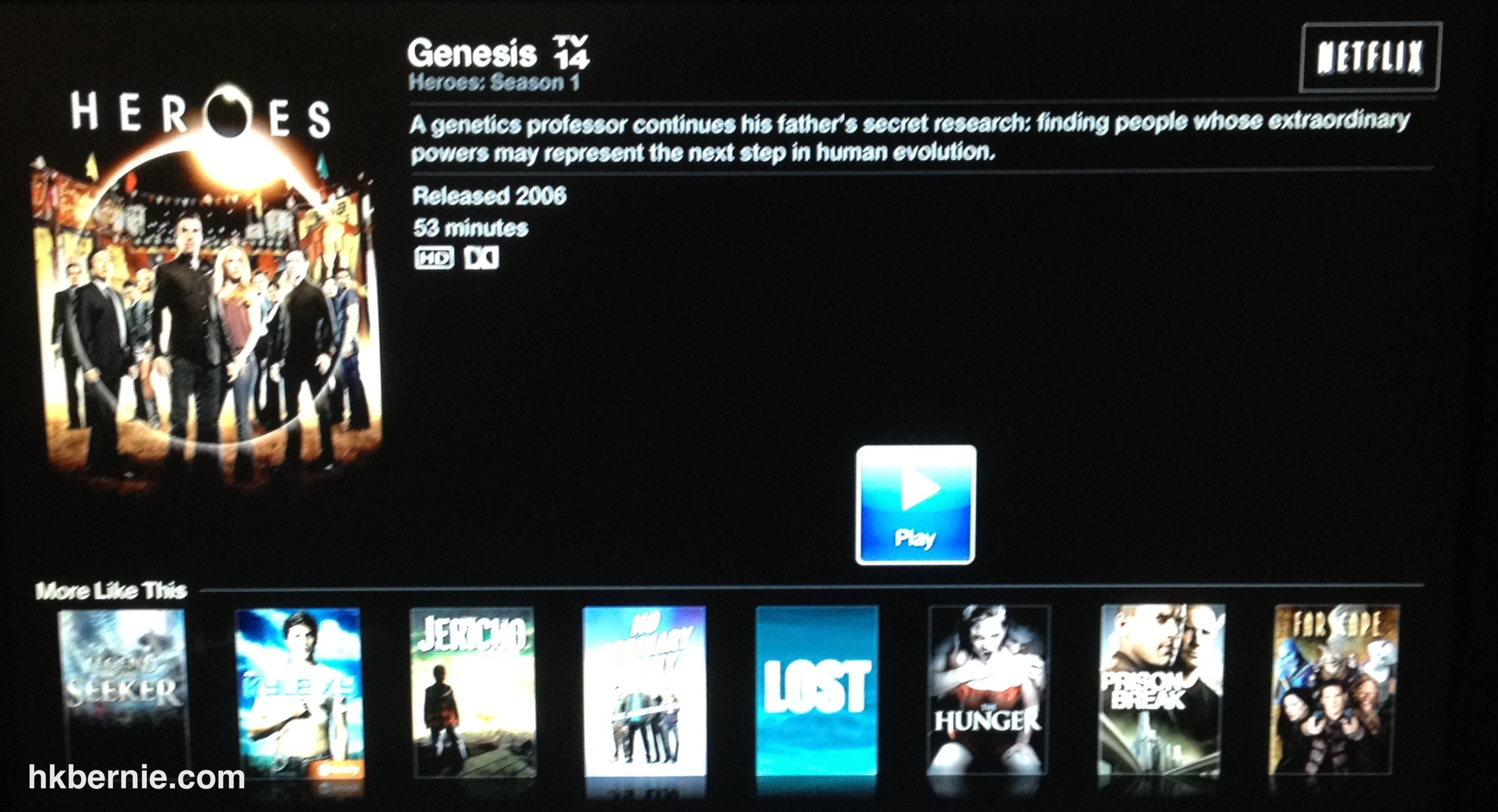 how to find netflx apple tv