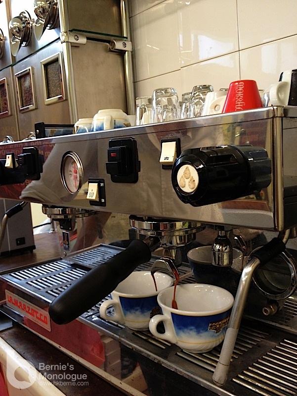 Bernie S Coffee Shop Grand Opening
