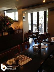《咖啡弄》一份鹽味焦糖窩夫鬆餅 一個理由周末飛台灣 taiwan taipei coffee alley 02 217x290