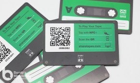 Sharetapes 用錄音帶分享Youtube 音樂