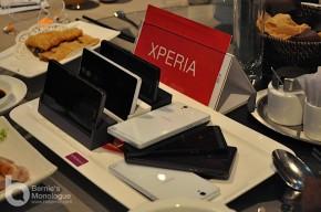 Sony Xperia Z 發布會手機上手極速試