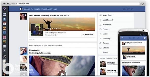 Facebook 動態消息News Feed改版重點聚焦視覺元素