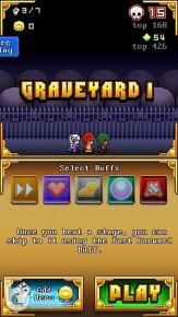 Nimble Quest 貪食蛇玩法的RPG遊戲