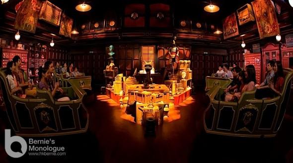 香港迪士尼樂園「迷離莊園」傳媒優先場試玩 「迷離大宅」齊天大聖大風吹!