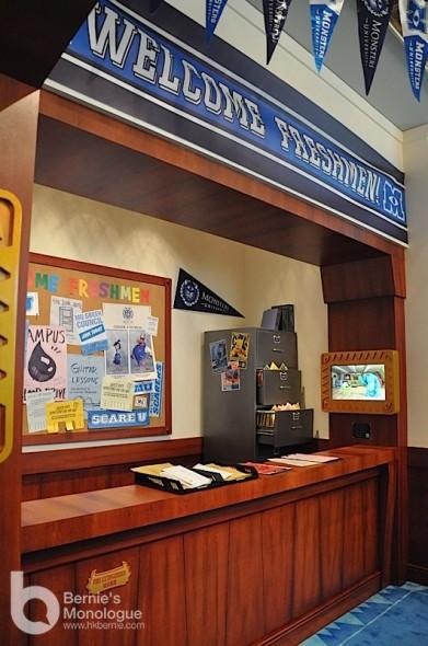 製作怪獸大學學生證 毛毛大眼仔重遇迪士尼樂園做同學 (Hong Kong Disneyland x Monster University)