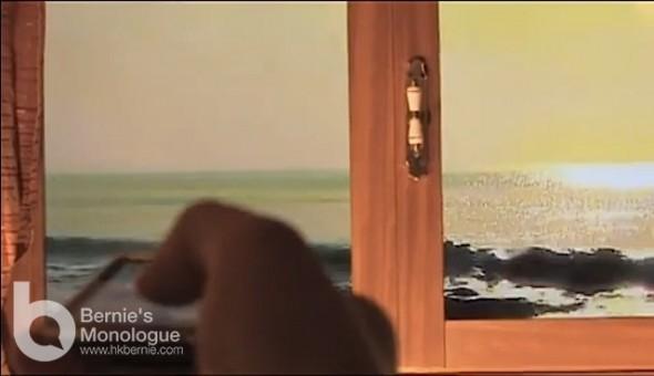 裝個神奇電視框, 海景豪宅要幾間有幾間! (Eye Plus)