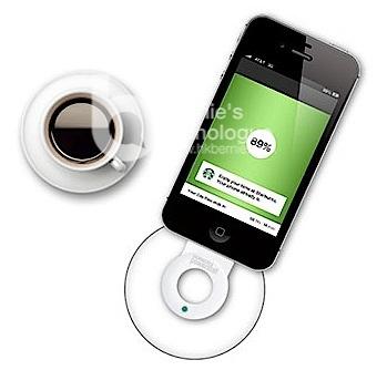 買杯咖啡為手機充充電! (Starbucks Powermat 無線充電)